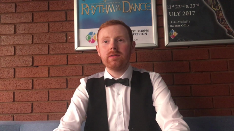 Post match interview with Anthony McGill after his victory against Craig Steadman