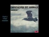 Vangelis LApocalypse Des Animaux 1973 Full Album