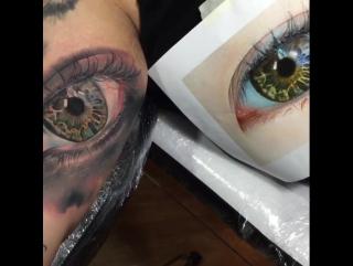 Идея и реализация (татуировка)