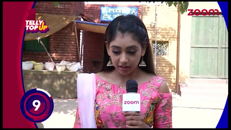 Niti Taylor Talks About Her Desi Look In Ghulaam Also Gives Fashion Tips