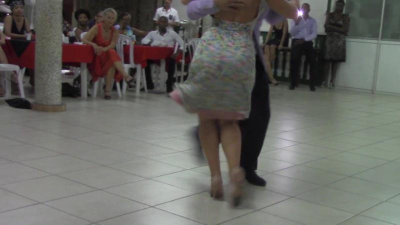 "Maja Petrović y Marko Miljević - ""Picante"" - Biagi - 3 (Milonga)"