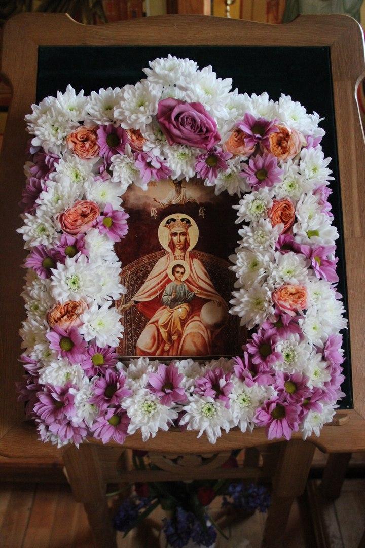 Державная икона. Козельская епархия