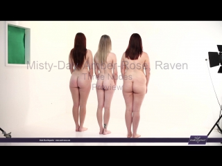 Misty-day amber-rose raven three nudes preview лучшее видео ужас