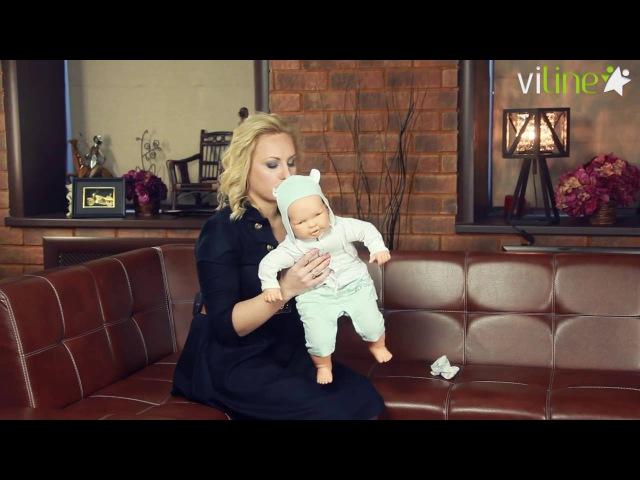 Юлия Ермак Колики и газики у младенцев