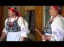 Красивая карельская песня. Деревня Рубчойла. Ансамбль КГБ