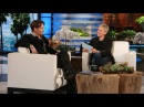 Ellen Puts Johnny Depp in the Hot Seat