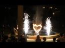 Огненное сердце Факир. Огненное шоу в Алматы на свадьбу. (fireshow almaty).
