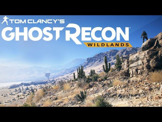 Tom Clancy's Ghost Recon Wildlands Very High Settings 60 fps i7 3770k GTX 1060