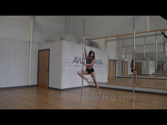 10 Intermediate Spin Pole Moves