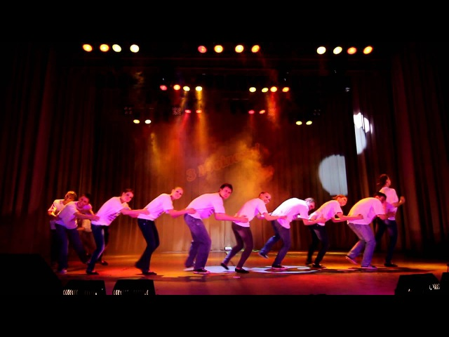Рамамба. Шоу-балет LIGHT. Одесса. Отчетный концерт