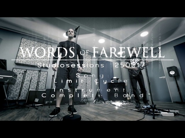 Words of Farewell Limit Cycle Band Playthrough Melodic Death Metal