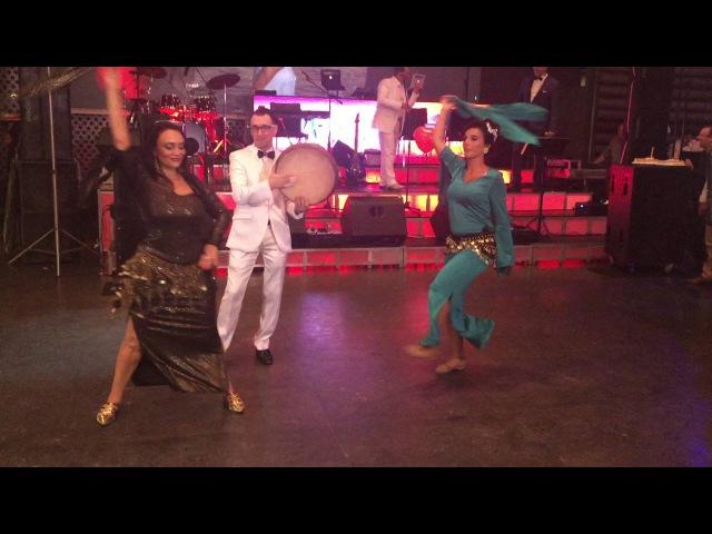 ריקוד בטן משהו מיוחד ITZIK ILYAEV DOIRA SHOW MARUF