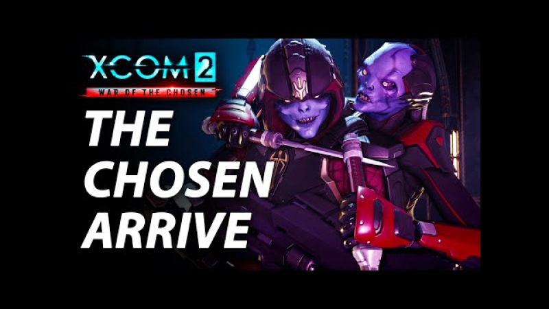 Chosen Elites Hate Each Other - XCOM 2: War of the Chosen Cutscene