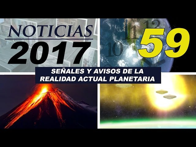 59º ALCYON PLÉYADES - NOTICIAS 2017: Gobierno Trump, México, Noticias falsas, Conspiración, OVNI