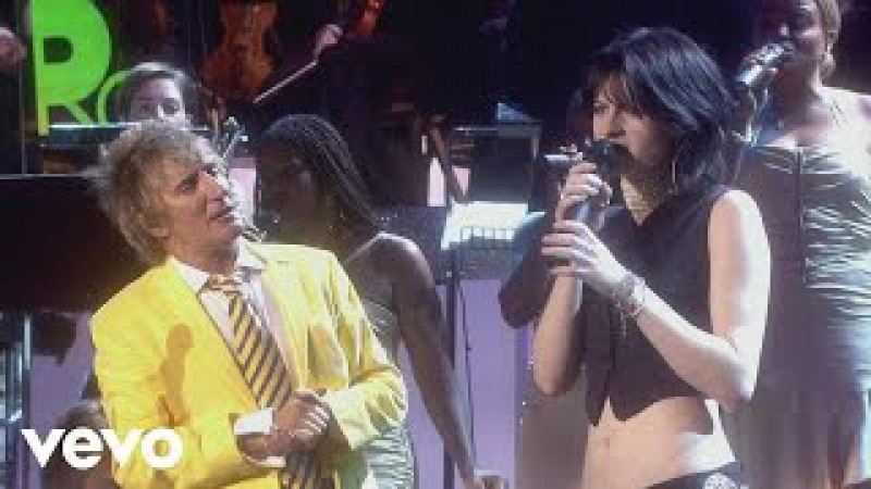 Rod Stewart - I Don't Want To Talk About It (from One Night Only!) ft. Amy Belle
