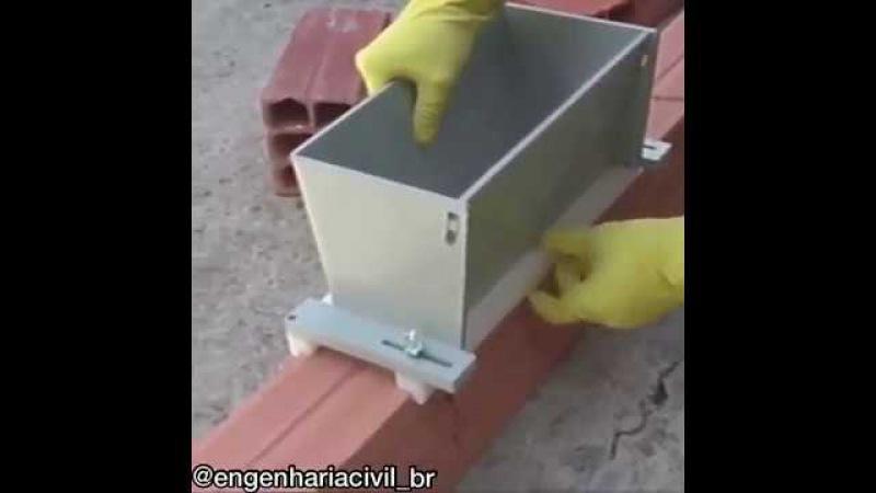 Удобная штуковина для кладки кирпича elj,yfz inerjdbyf lkz rkflrb rbhgbxf
