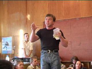 44. Андрей Лапин - Беседы ни о чём (21.07.2003)