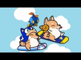Hyper Potions - Time Trials (Sonic Mania Pre-Order Trailer Song)