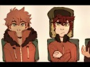 Speed paint- detention (South Park)