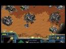 Starcraft Brood War Protoss Java AI vs Original Terran Bot