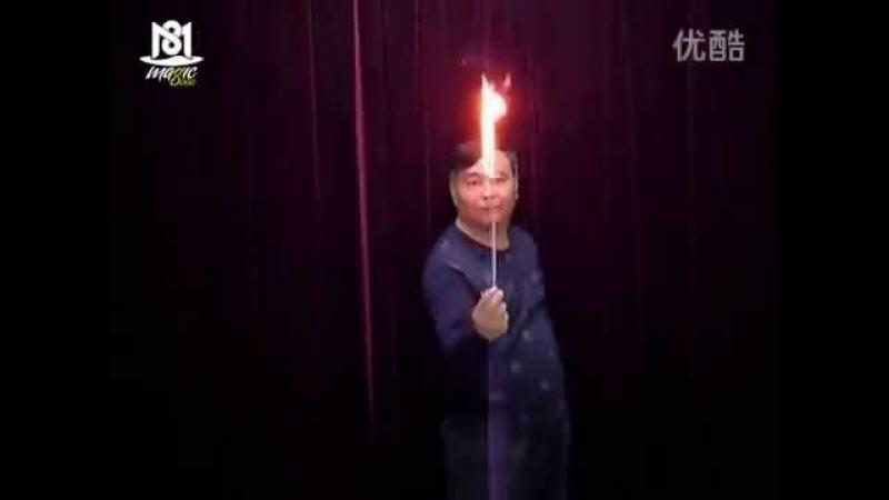 Torch to cane Факел превращается в трость