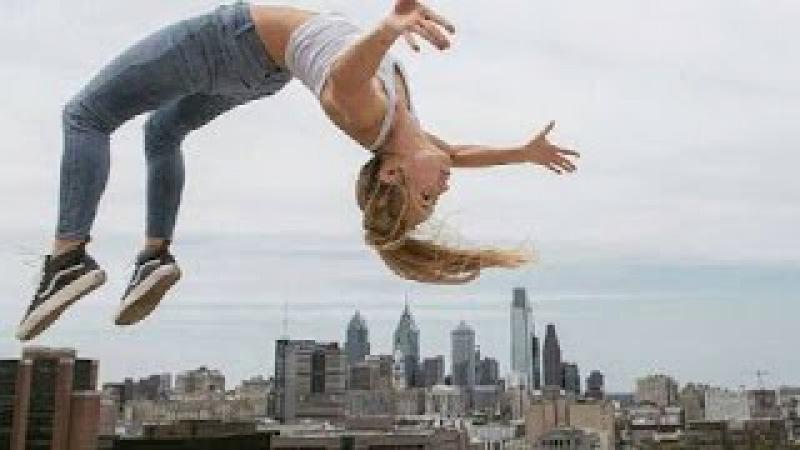 Многие ПАРНИ в нее ВЛЮБИЛИСЬ увидев ее ТРЕНИРОВКИ - Gina Marie - фитнес мотивация