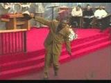 Black Guy Transforming Into Jet