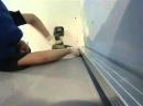 Монтаж профилей для гипсокартона и выравнивание стен