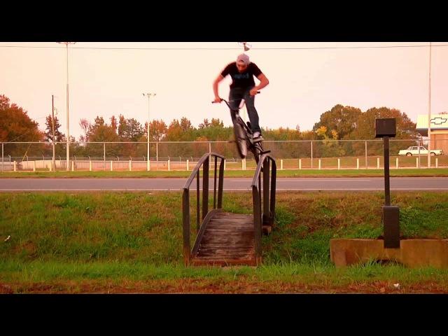 Corey Martinez This Is United BMX : Full Video Part HD insidebmx