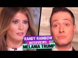 RANDY RAINBOW Interviews MELANIA TRUMP!