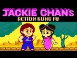 Jackie Chan's Action Kung Fu (Джеки Чан) прохождение (NES, Famicom, Dendy)