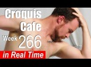 Croquis Cafe: Figure Drawing Resource No. 266 (new model)
