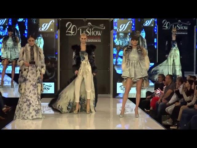 20th Leshow Moscow - Fashion Show (Goldfox)