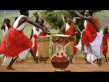 African Folk Dances Drum Music