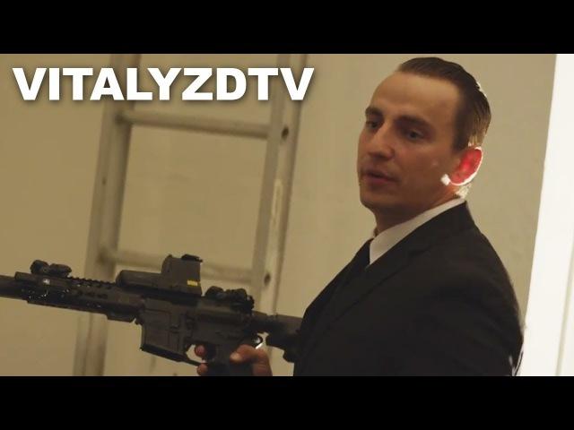 РУССКИЙ КИЛЛЕР ВОЗМЕЗДИЕ Пранк Фильм от Vitalyzdtv