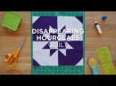 Quilt Snips Mini Tutorial - Disappearing Hourglass