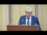 Нурлан Еримбетов о роли Гражданского альянса Казахстана в решении социальных задач