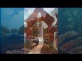 Валаамский монастырь (худ.Куршин Анатолий)