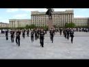 Флешмоб на пл. у м.Московская 20.05.2012 (Майкл Джексон)
