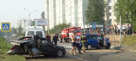 В летний период в Усть-Илимске возросло количество ДТП