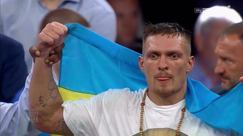 Krzysztof Glowacki vs Oleksandr Usyk