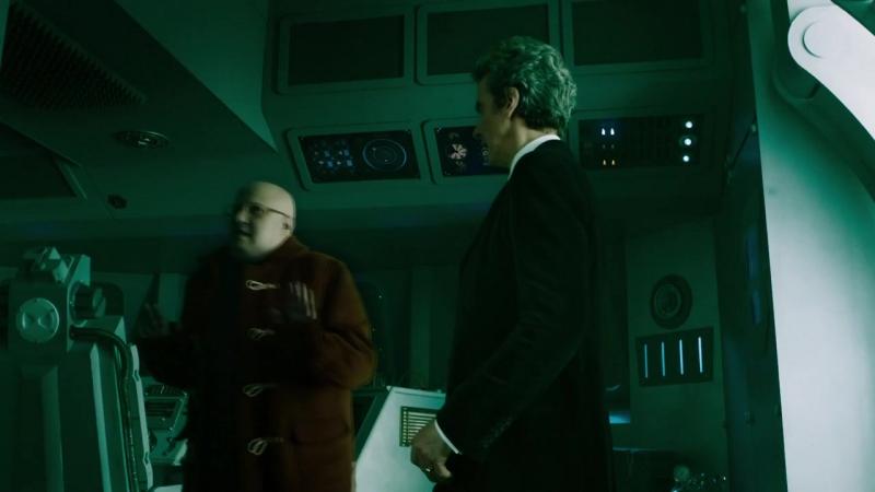 Я просто отойду | Doctor Who | Доктор Кто