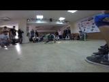 Streetozz17 Bboys FINAL (Шурик vs EkoVit)