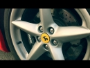 Close-up of Ferrari 360 Modena (disegno Pininfarina)