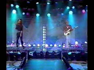 Modern Talking - Romantic Warriors (A tope 05.08.1987) - песня Дитэра Болена (Dieter Bohlen)