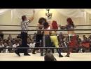 Act Yasukawa Kris Wolf Kyoko Kimura vs Brittany Wonder Shayna Baszler Luchadora Datura