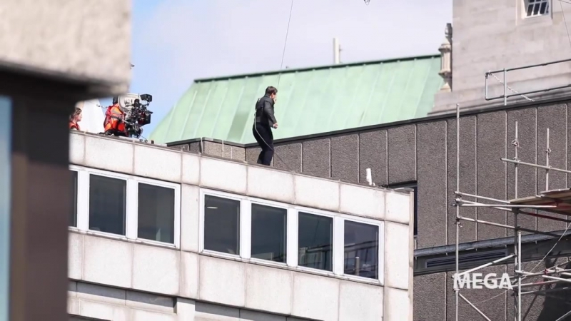 Tom Cruise injured on set of Mission Impossible-6