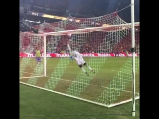 Шикарный сэйв в MLS в исполнении Стефана Фрая