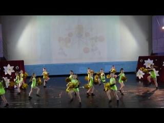 Черлидинг Ижевск 26.03.2017