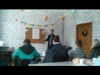 Павлючик Андрей - Лекция по переводам Библии